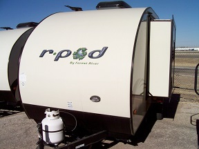 The r-pod slide out