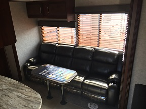 Sofa and Dinette